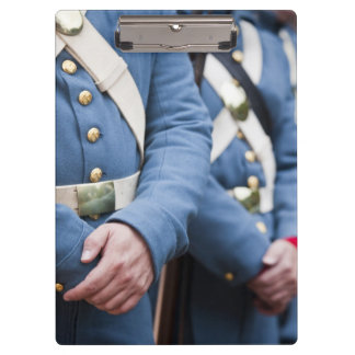 US Civil War-era Marines, military Clipboard