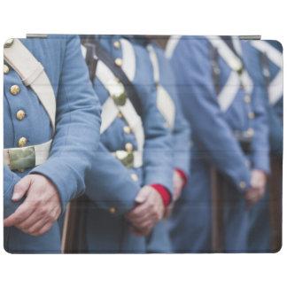 US Civil War-era Marines, military iPad Cover