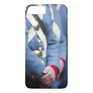 US Civil War-era Marines, military iPhone 8 Plus/7 Plus Case