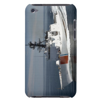 US Coast Guard Cutter Waesche 3 iPod Touch Case-Mate Case