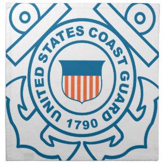 US Coast Guard Napkin