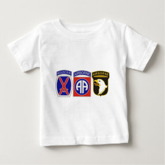 US Combat Service Identification Badges Tshirts