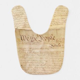 US CONSTITUTION BIBS