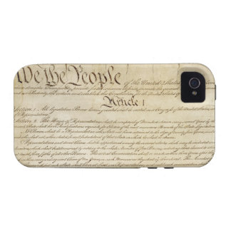 US Constitution iPhone 4/4s Case