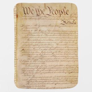 US CONSTITUTION PRAMBLANKETS