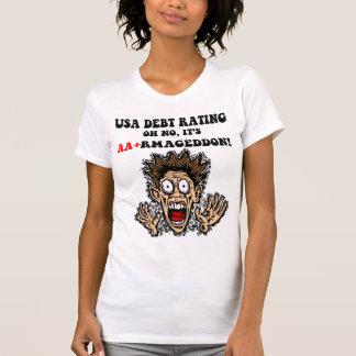 US Debt Tshirts