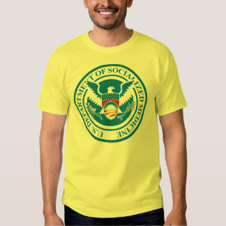 US Department of Socialized Medicine Tee Shirts