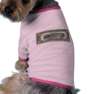 us dollar pet clothing