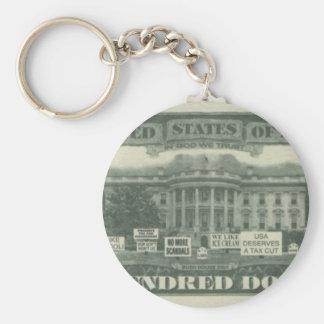 us dollar key chains