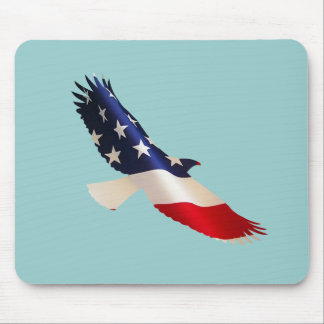 US eagle Mouse Pad