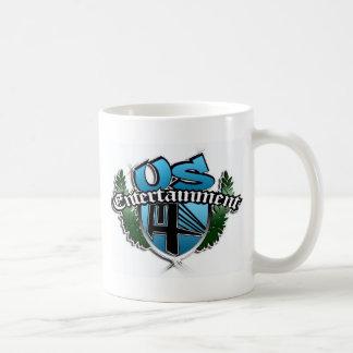 US Entertainment Logo Coffee Mug