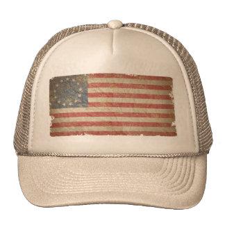 US Flag 1776 Cap