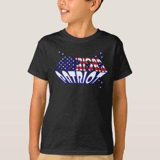 US Flag American Patriot kids T-Shirt