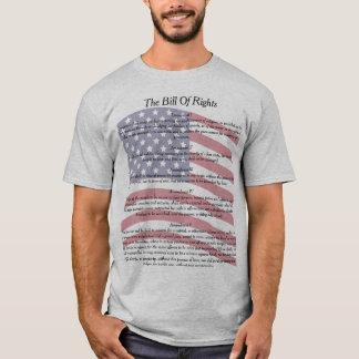US Flag Bill Of Rights T-Shirt