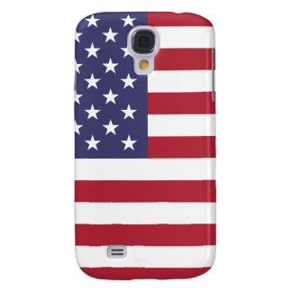 US Flag Galaxy S4 Case