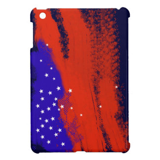us flag iPad mini cover