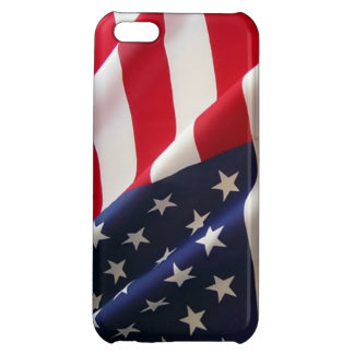 """US Flag """"Old Glory"""" iPhone 5C Cases"""