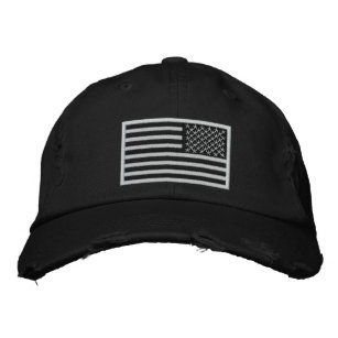 US Flag reversed Embroidered Hat 8b33df87d6b