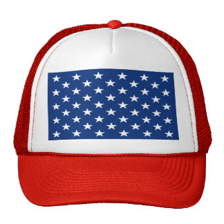 US Flag Stars Trucker Hats