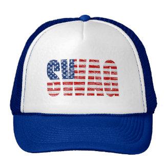 US Flag SWAG (distressed) Hat