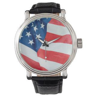US Flag Watch