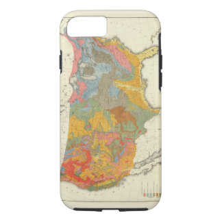 US Geological Map iPhone 8/7 Case