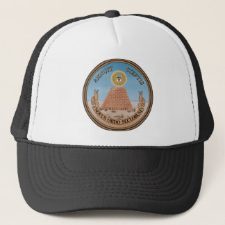US Great Seal Obverse (Reverse) Side Trucker Hat