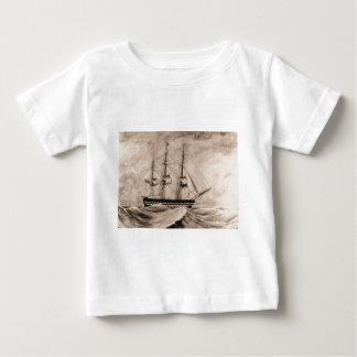 US Historic ship Independence 1815 Shirts