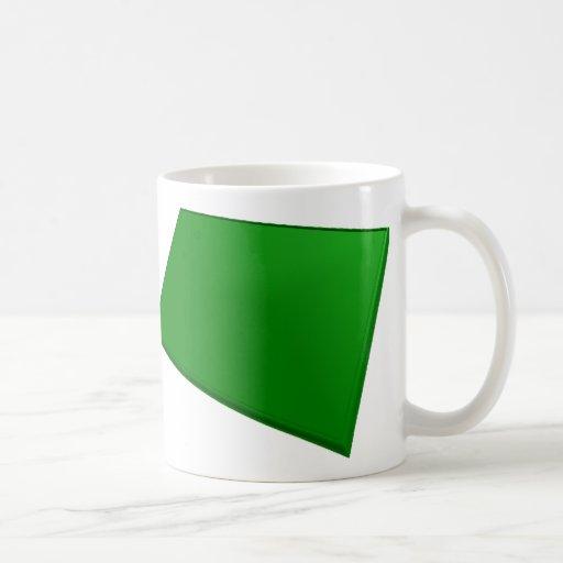 US & Libya Flags Coffee Mugs