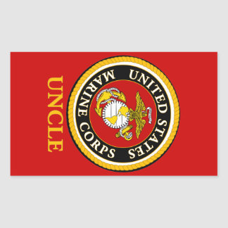 US Marine Official Seal - Uncle