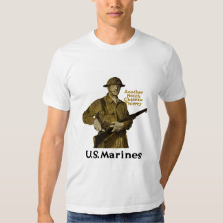 US Marines -- Another Notch Chateau Thierry T Shirt