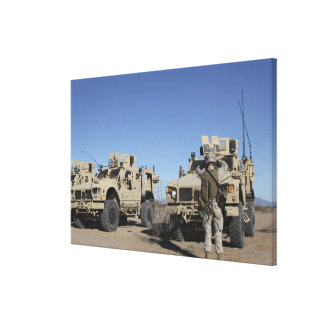 US Marines Canvas Print