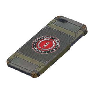 US Marines: Chief Warrant Four (USMC CWO-4) [3D] Case For The iPhone 5