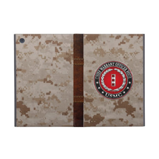 US Marines: Chief Warrant Four (USMC CWO-4) [3D] Cases For iPad Mini