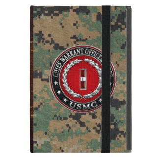 US Marines: Chief Warrant Three (USMC CWO-3) [3D] Cover For iPad Mini