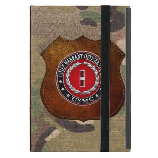 US Marines: Chief Warrant Three (USMC CWO-3) [3D] iPad Mini Cover