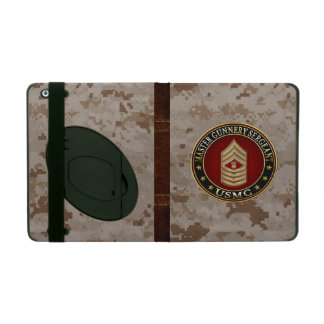 US Marines: Master Gunnery Sergeant (USMC MGySgt) Covers For iPad