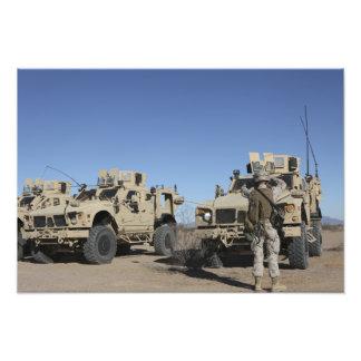 US Marines Photo Art
