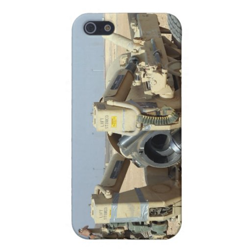 US Marines prepare to fire a howitzer 2 Case For iPhone 5