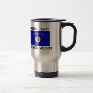 US Merchant Marine Travel Mug