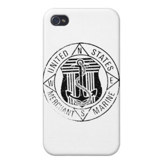 US Merchant Marines by: David Lee iPhone 4 Cover