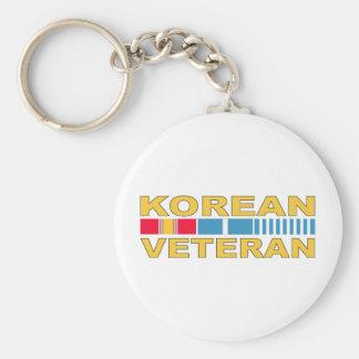 US Military Korean Veteran Key Chain