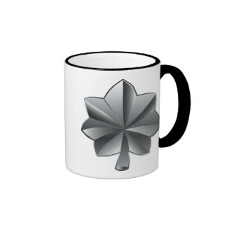 US Military Rank - Lieutenant Colonel Ringer Mug