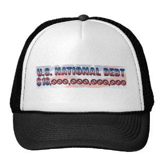 US National Debt $ 16 Trillion Dollars Cap