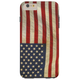 US National Flag -  The Star-Spangled Banner Tough iPhone 6 Plus Case