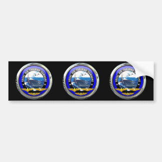 US Naval Air Training Command Bumper Sticker