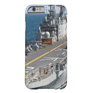 US Navy Aircraft Carrier Barely There iPhone 6 Case