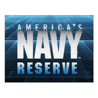 US Navy | America's Navy Reserve Postcard
