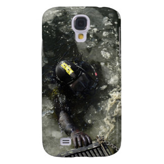 US Navy Diver Galaxy S4 Cases