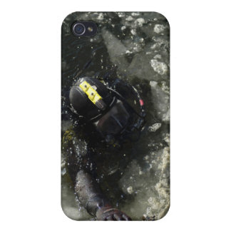 US Navy Diver iPhone 4 Cover